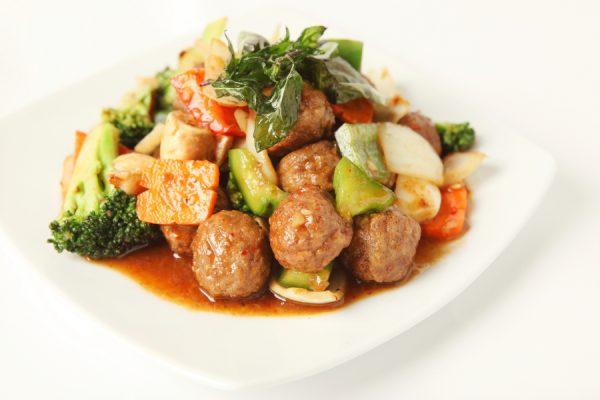 Bangkok Meatballs