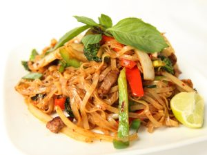 Basil Spicy Noodle