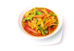 Curry Powder Stir Fry