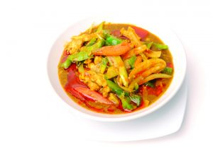 Curry Powder Stir Fry