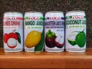 Exotic Juices