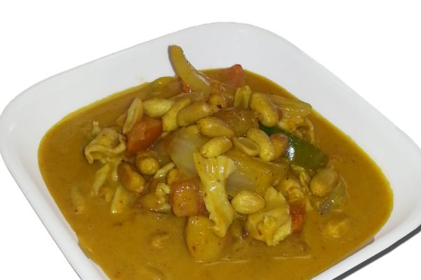 Masaman Coconut Curry