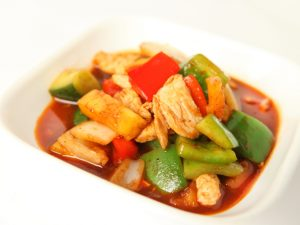 Sweet and Sour Thai Style