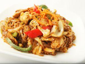 Curry Noodles