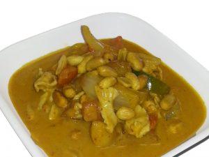 Masaman Coconut Curry