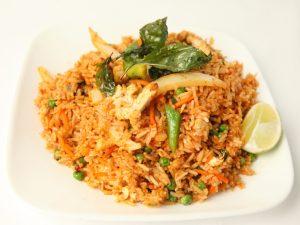 Thai Curry Fried Rice