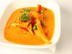 Thai Red Coconut Curry